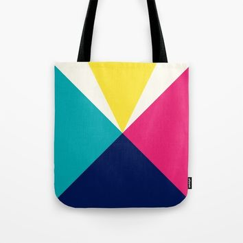 Perspective Tote Bag by Trevor May