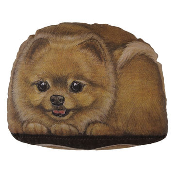 Pomeranian Bean Bag Pupper Weight