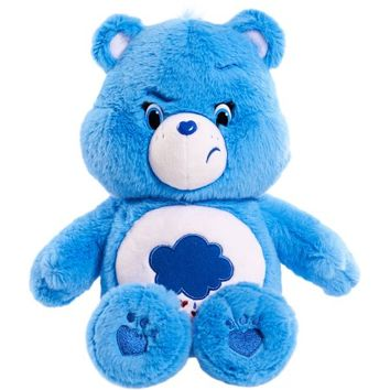 Care Bear Medium Plush, Grumpy - Walmart.com