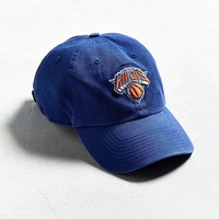 47 Brand New York Knicks Baseball Hat - Urban Outfitters