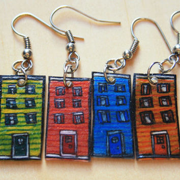 Row House | earrings