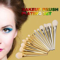 7pcs Professional Makeup Brushes Set Blush Powder Foundation Make Up Brushes Cosmetic Makeup Brushes Makeup Kits Tools