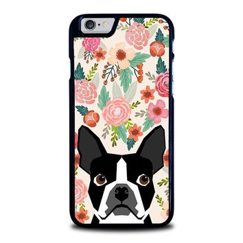 BOSTON TERRIER DOG BREED iPhone 6 / 6S Case Cover