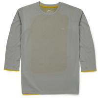 Nike x Undercover - Gyakusou Dri-Fit Long-Sleeved Running T-Shirt | MR PORTER