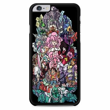 Steven Universe Stained Glass 3 iPhone 6 Plus / 6S Plus Case