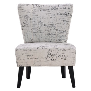 Chairs for Living Room Under 100 Armless Accent Vintage French Furniture White Black