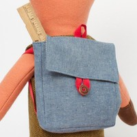 BRIKA.com | Chambray Rucksack | A Well-Crafted Life