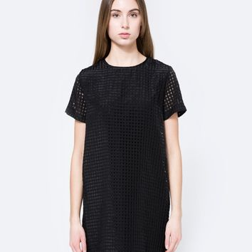 Farrow / Woven Shift Dress