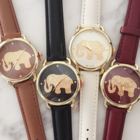 Lucky Elephant Watch