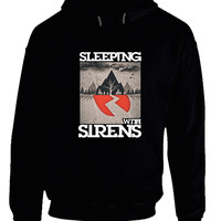 Sleeping With Sirens Cover Hoodie