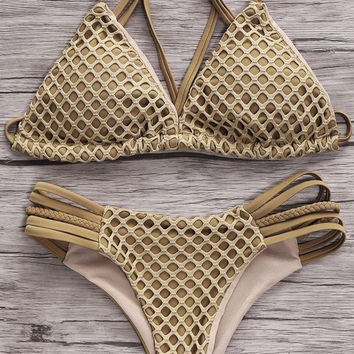 Ladies Bikini Sexy Swimwear Storage Net [11475513871]