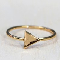 Triangle Ring | SABO SKIRT