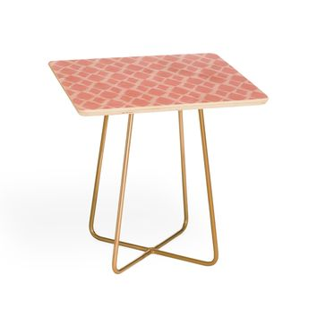 Allyson Johnson Blushed iKat Side Table