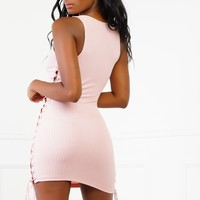 Love Galore Dress - Mauve