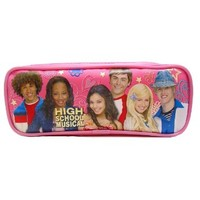 Walt Disney High School Musical HSM Zipper Pencil Bag