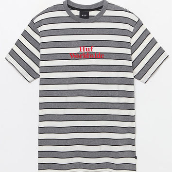 HUF Bay Striped T-Shirt at PacSun.com