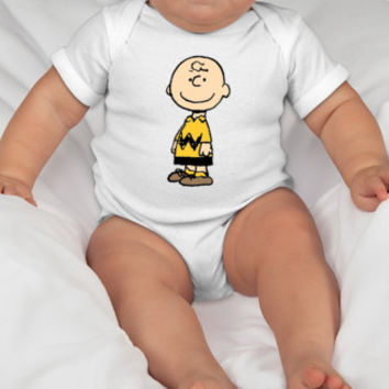 Peanuts Charlie Brown Baby Onesuit / Toddler Tee
