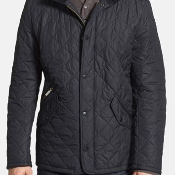 Men's Barbour 'Chelsea' Regular Fit Quilted Jacket,