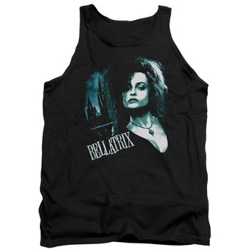 Harry Potter - Bellatrix Closeup Adult Tank Top Officially Licensed Apparel