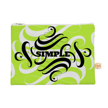 "Roberlan ""Simple"" Lime Green Everything Bag"