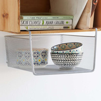Under Shelf Mesh Cabinet Basket - Urban Outfitters