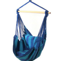 Durable Indoor Outdoor Hanging Hammock Swing Chair