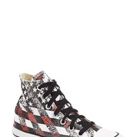 Women's Converse Chuck Taylor All Star 'Washed Flag' High Top Sneaker