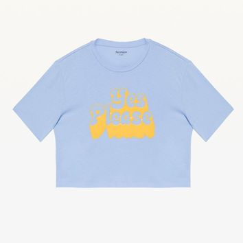 Yes Please Boxy Tee