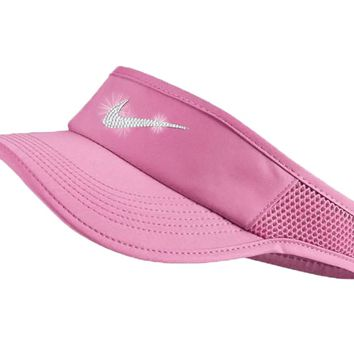 Nikecourt AeroBill Featherlight Visor + Crystals - 5 OPTIONS