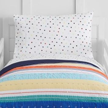 Boys & Girls Toddler Bedding & Quilts | Pottery Barn Kids