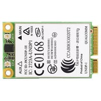 HP Un2420 EV-DO-HSDPA 7.2Mbps Wireless Cellular Modem PCI Express Mini WD301AA