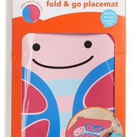 Toddler Boy's Skip Hop 'Zoo' Fold & Go Placemat