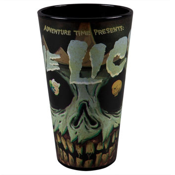 Adventure Time - The Lich Pint Glass
