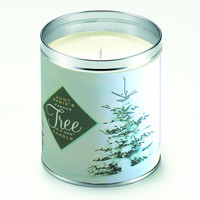 Winter Trees Candle
