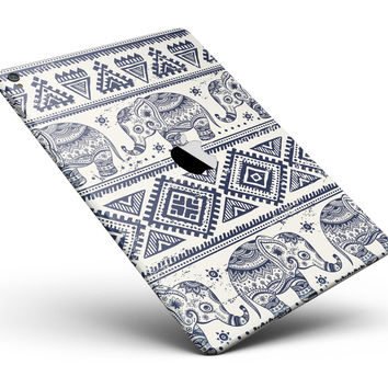 "Sacred Elephant Pattern Full Body Skin for the iPad Pro (12.9"" or 9.7"" available)"