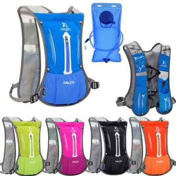 5L Outdoor  Water Bladder Hydration Hiking Backpack