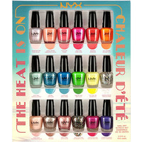 The Heat Is On Nail Art Collection