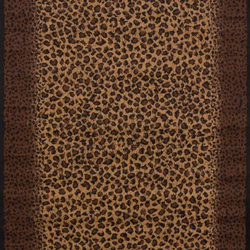 Best Leopard Area Rug Products On Wanelo