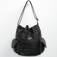 Fox Rock Out Cinch Bag Black One Size For Women 25133910001