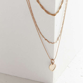 Avery Layering Chain Necklace Set | Urban Outfitters