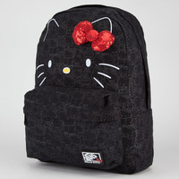 Vans Blueprint Hello Kitty Backpack Black One Size For Women 21556810001