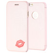 Sweet Kiss Leather iPhone 6 Case
