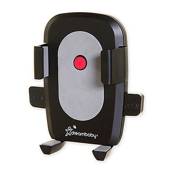 Dreambaby® Strollerbuddy® EZY-Fit Phone Holder in Black