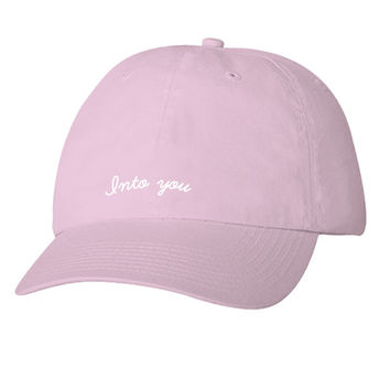 INTO YOU HAT