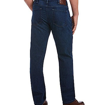 Hart Schaffner & Marx Tailored 5-Pocket Denim Jeans - Indigo