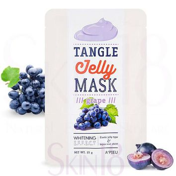 A'PIEU Tangle Jelly Mask (Grape)