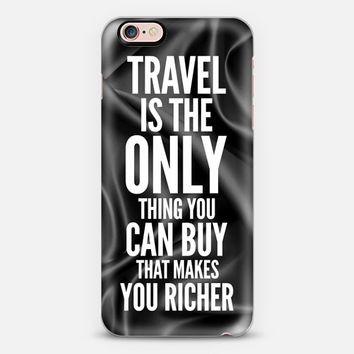 Makes you richer iPhone 6s Plus case by Eleaxart   Casetify