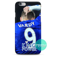 Jamie Vardy Leicester City Player iPhone Case Cover Series