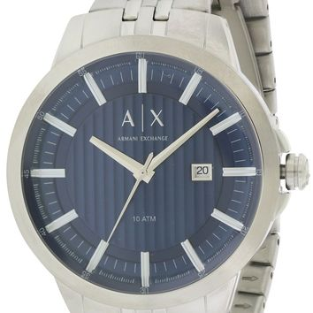 Armani Exchange Dress Stainless Steel Watch AX2261