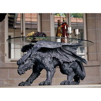 Park Avenue Collection Warwickshire Dragon Coffee Table